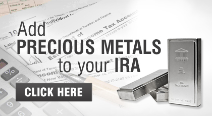 Precious Metals and IRAs