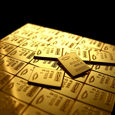 Fractional Gold Bars Valcambi Cornerstone Bullion