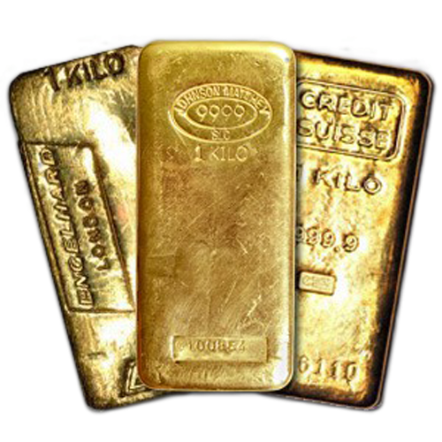 Gold Kilo Bars Cornerstone Bullion Your Trusted Source
