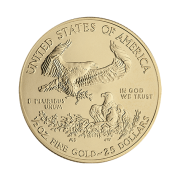 half-oz-american-gold-eagle-coin-back