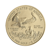 tenth-oz-american-gold-eagle-coin-back