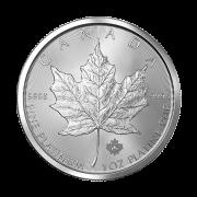 1-oz-canadian-platinum-maple-coin-front