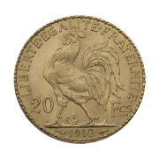 french-20-franc-rooster-gold-coins-back